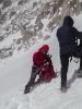 начинаем ледовые тренировки (альплагерь Ала-Арча)