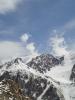 Высокий пик справа - пик Семенова-Тянь-Шанского 4874 метра