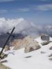 на вершине горы БОКС 4300 метров