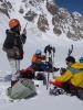 отдыхаем на Аксайском леднике (альплагерь Ала-Арча)