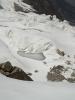 озерцо на Аксайском леднике