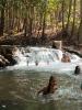 водопад Berry Springs