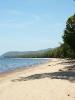 пляж рядом с Максимихой