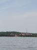 Вид на Ниду с залива