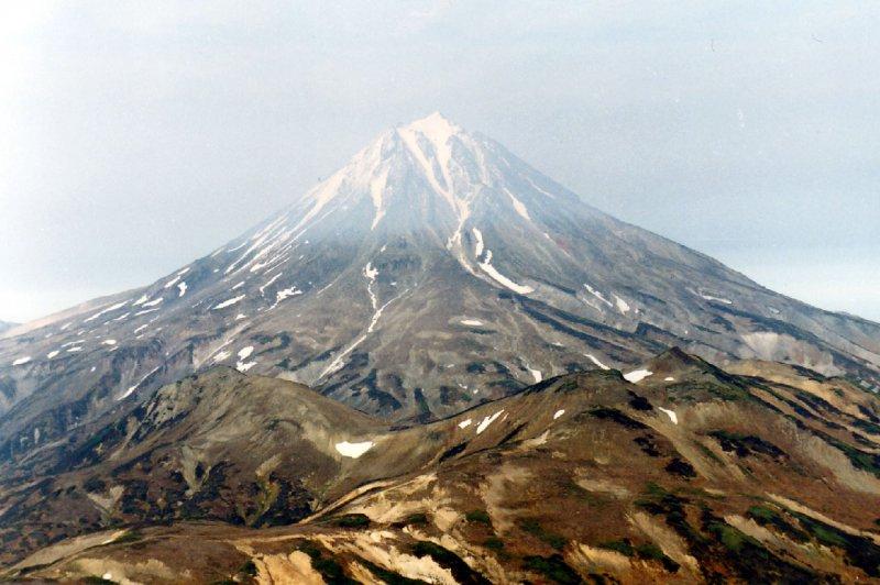 Вулкан Вилючинская Сопка