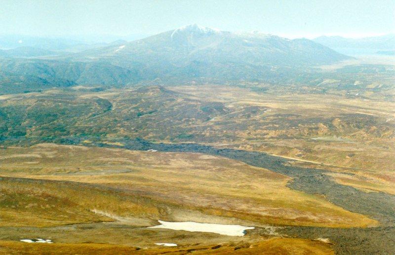 лавовые реки Камчатки