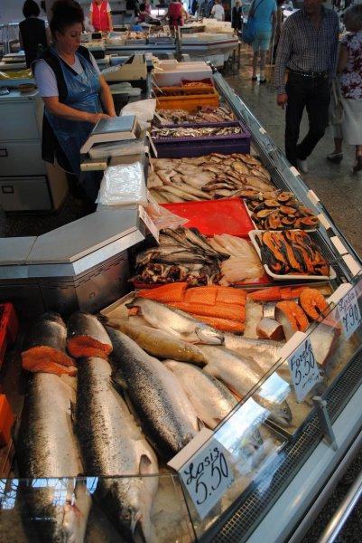 Рыбные ряды