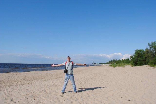 Берег Балтики