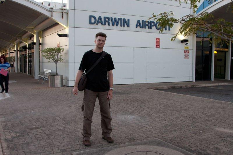 аэропорт Дарвина