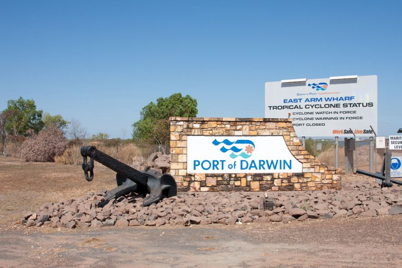 порт Дарвина