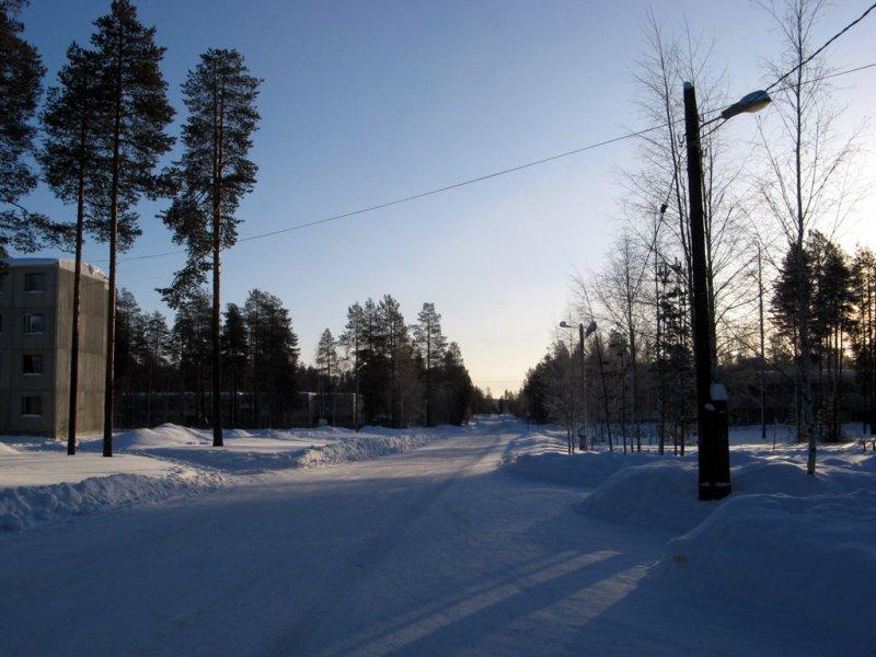 посёлок Пяозерский
