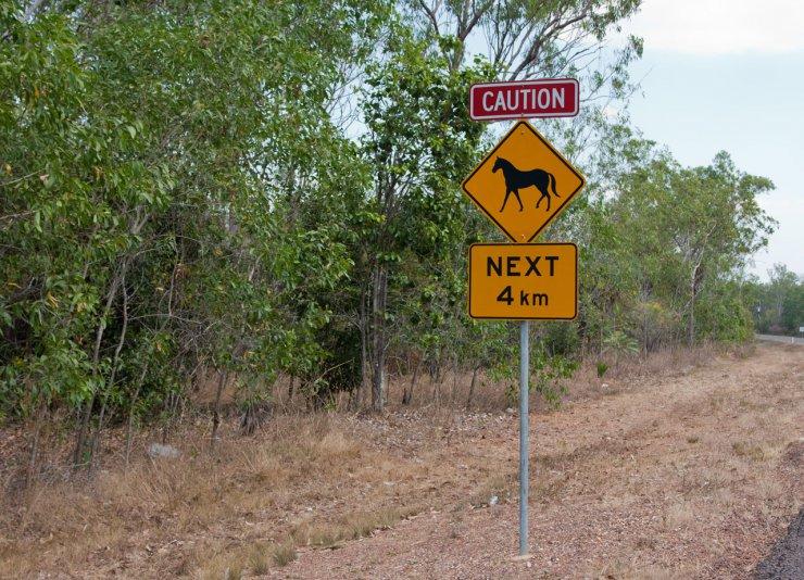 австралийские знаки