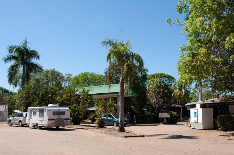 Aurora Kakadu camp