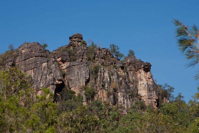 скалы НП Какаду
