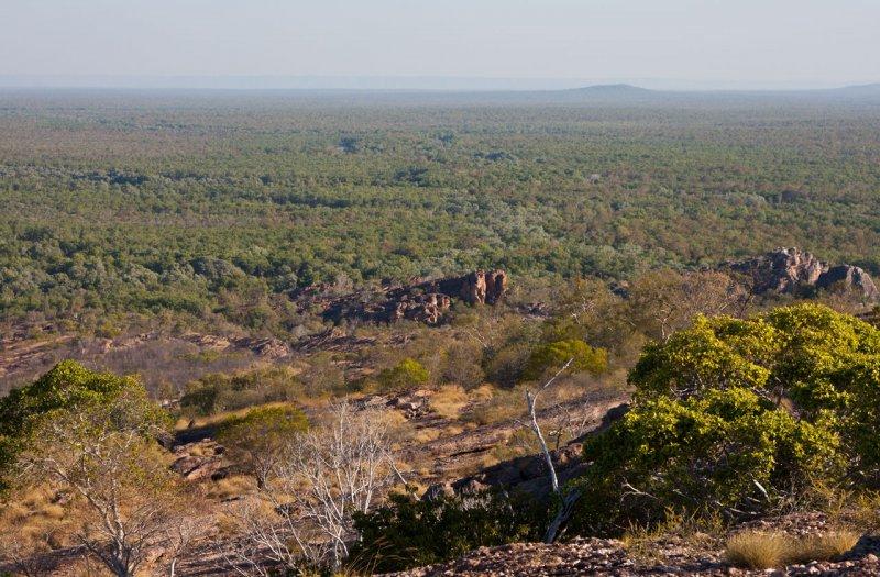 Nawurlanja lookout (Kakadu NP, Australia)