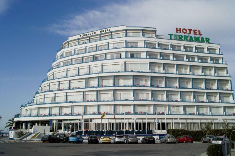 hotel Terramar, Sitges, Spain