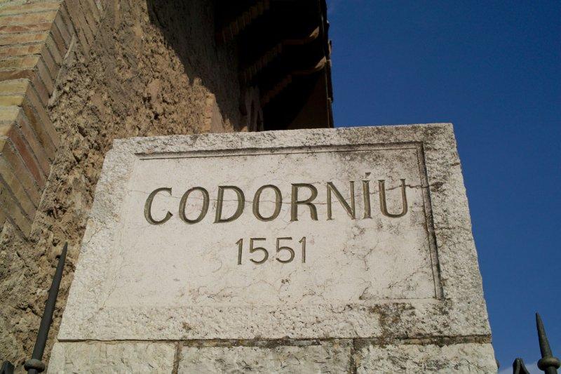 Винодельня Codorniu, Каталония