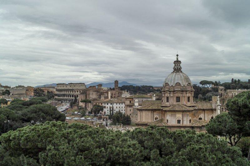 исторический Рим