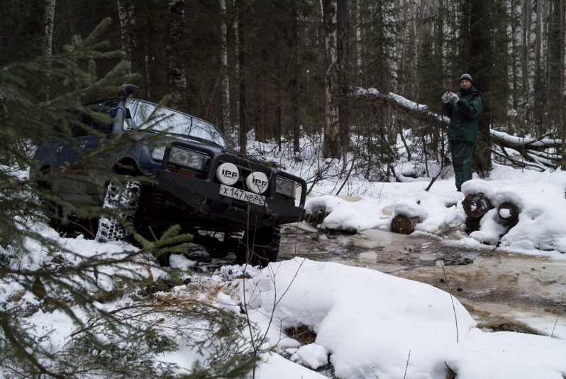 дорога в Мещерский край