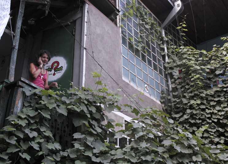 Путешествие по Грузии, Тбилиси