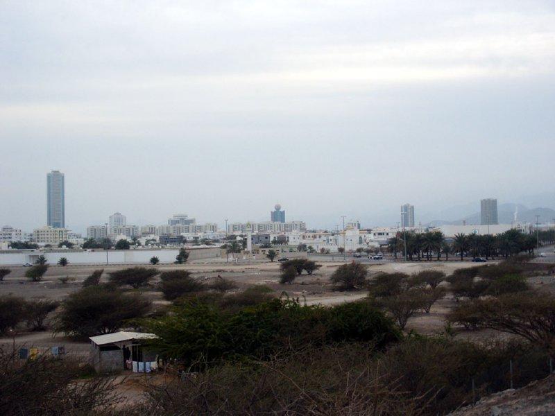 город Фуджейра