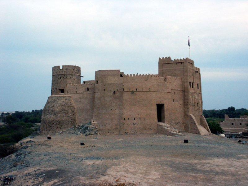 форт Фуджейры