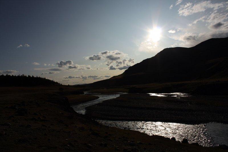 Долина реки Бугузун