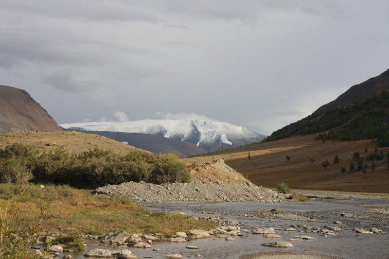 Река Таркаты и её окрестности