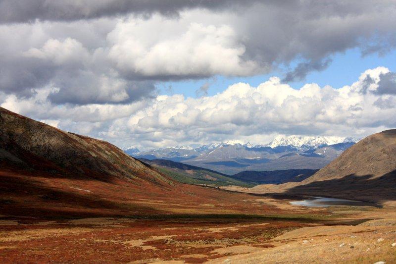 Южный Алтай