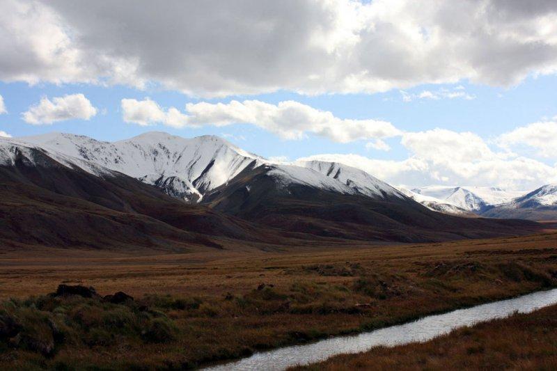 Горы Укока
