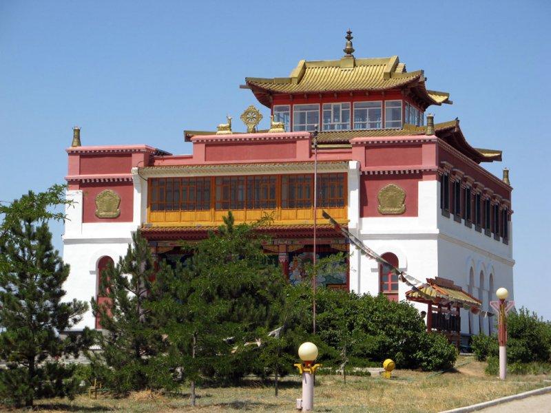 Буддийский храм Сякюсен-сюме