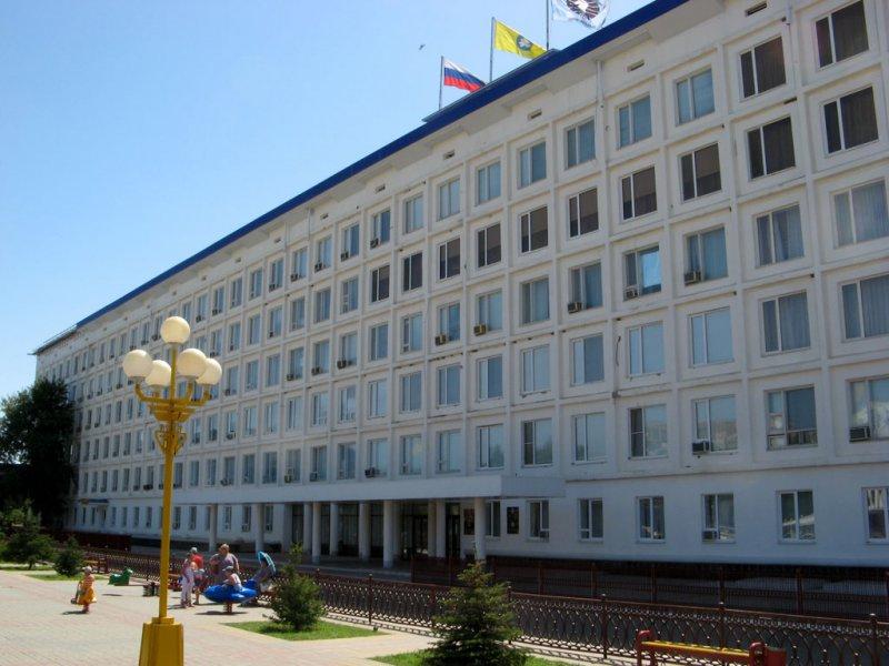 Белый Дом правительства Калмыкии
