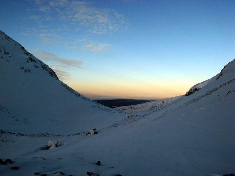 перевал Южный Партомчорр