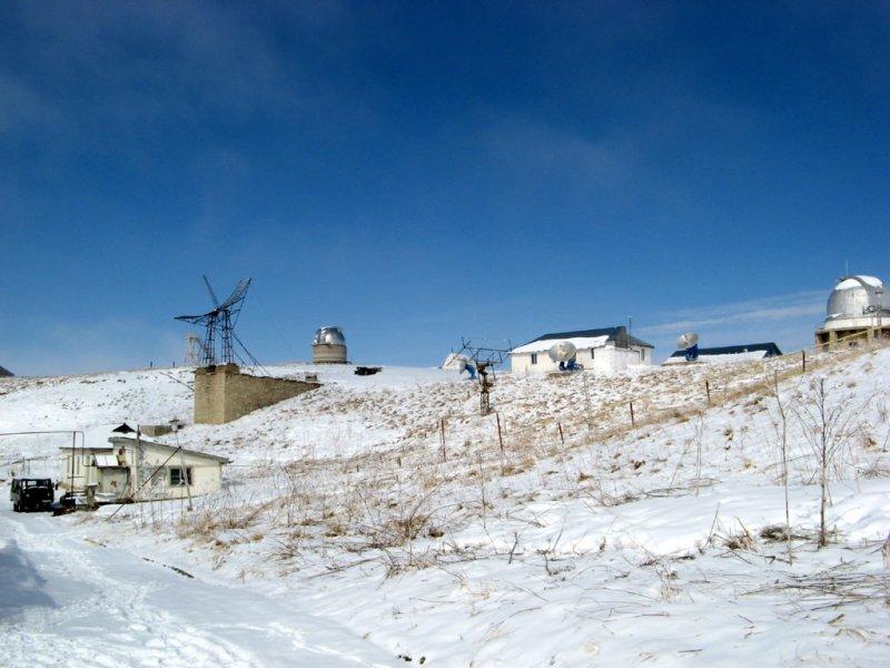 станция ГАС ГАО