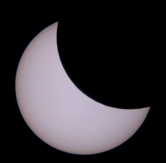 солнечное затмение 1 августа 2008