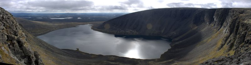 озеро Райявр