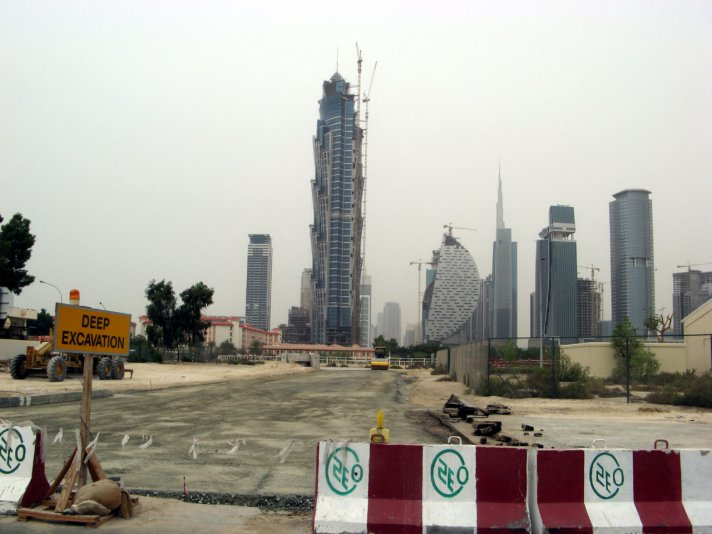 новый сити Дубай (Дубай)