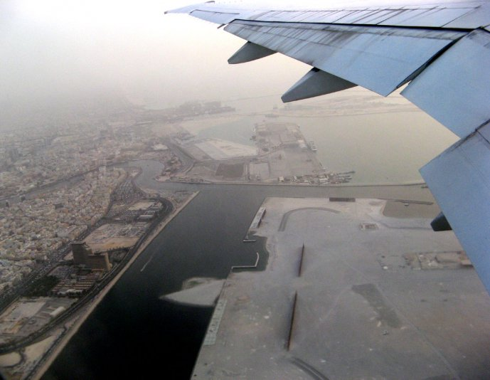 новая территория для Дубай