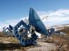 Радиотелескоп наблюдает за Солнцем
