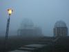 Станция в тумане