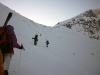 восхождение на перевал Западный Петрелиуса