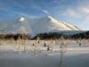 вблизи озера Малый Вудьявр