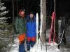 в зимнем лагере