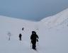 подъем на перевал Северный Лявочорр