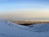 панорама на восток с Северный Лявочорр
