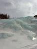 ледопад в Восточных Саянах