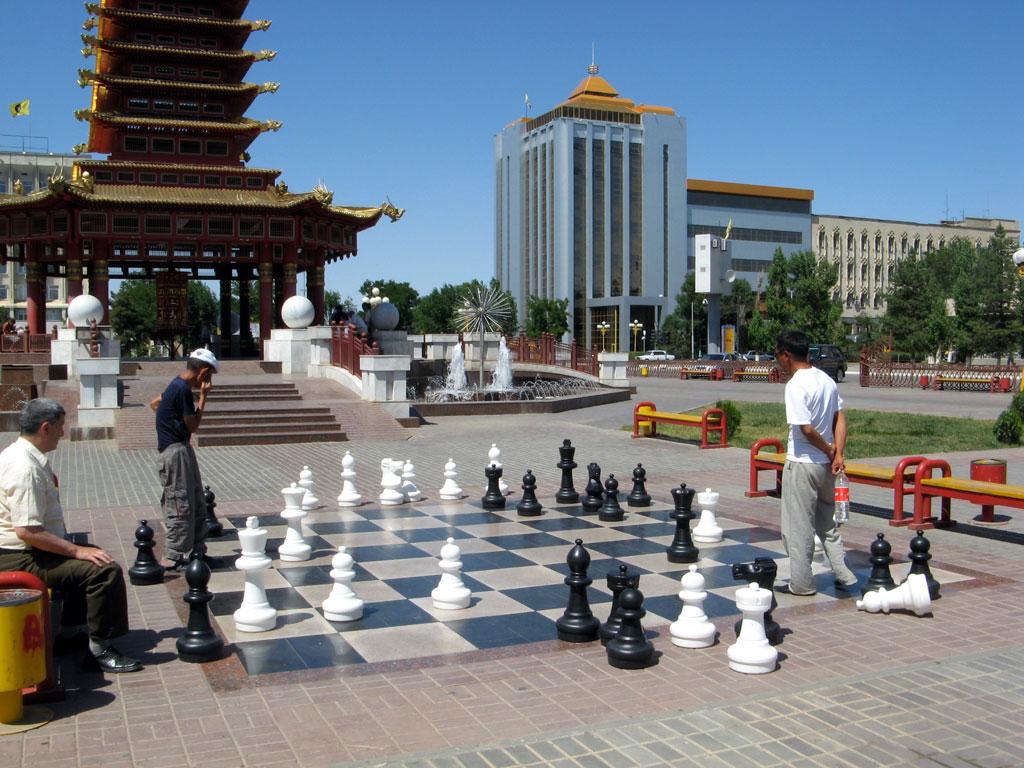 Большие шахматы