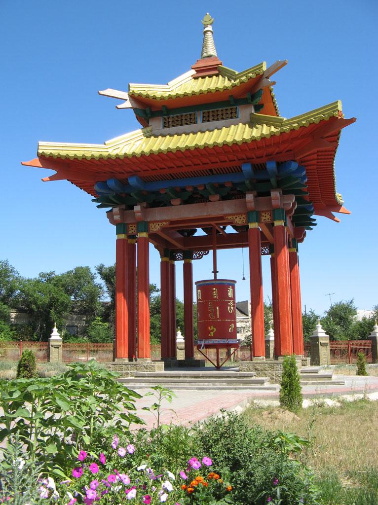 Буддийский храм «Гол-Сюме»