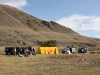 Лагерь на слиянии двух рек Бугузун и Карагай