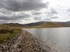 Тува. Высокогорное озеро Ак-Холь (высота 2200 метров)